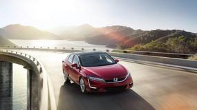 Honda Clarity trafiła do amerykańskich klientów