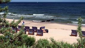 Raport Onetu: najlepsze plaże w Polsce 2014