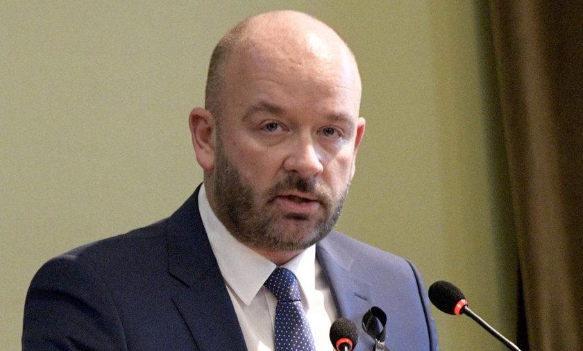 Prezydent Wrocławia Jacek Sutryk dostał maila z groźbami.