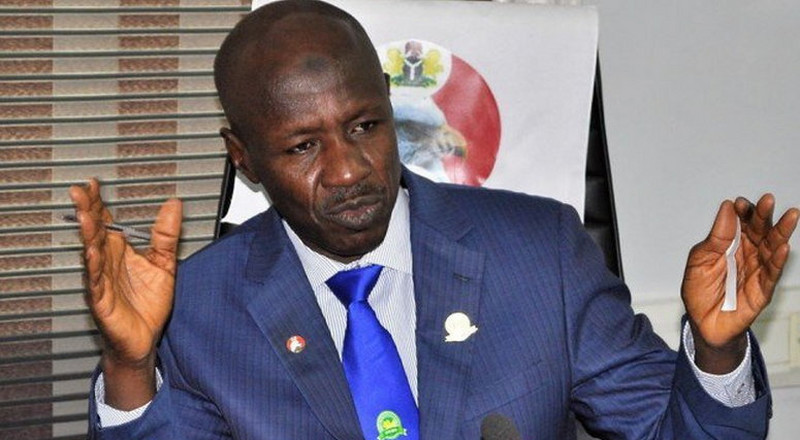 EFCC says allegation of $300m Abacha loot against Magu is baseless
