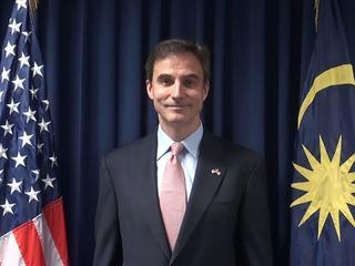 USA POLAND AMBASSADOR JONES