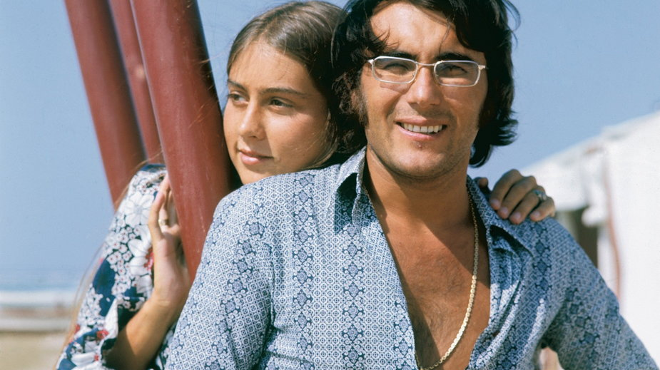 Al Bano i Romina Power w latach 70.