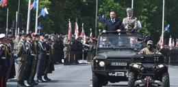 Wojsko przeszło przez Warszawę. Imponujące ZDJĘCIA