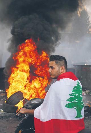 Europa nie powinna nadal wspierać libańskich władz [WYWIAD]