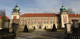 Zamek w Łańcucie otworzył zakazane komnaty