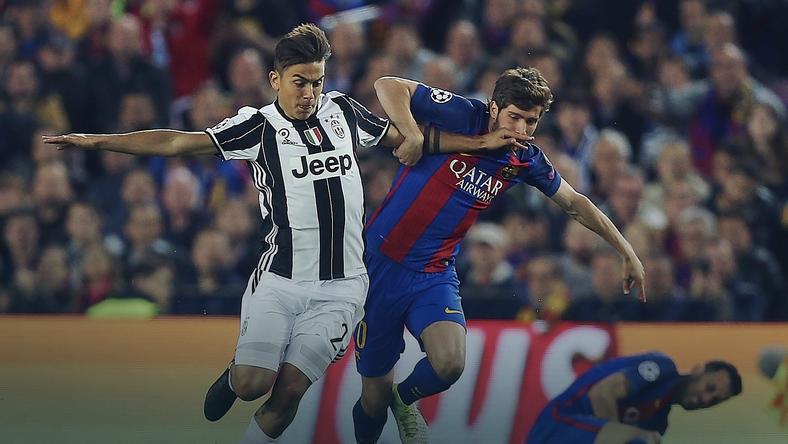FC Barcelona - Juventus Turyn