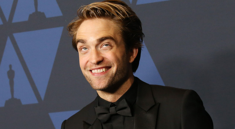 Robert Pattinson Just Keeps Saying Weird Sh*t in Interviews