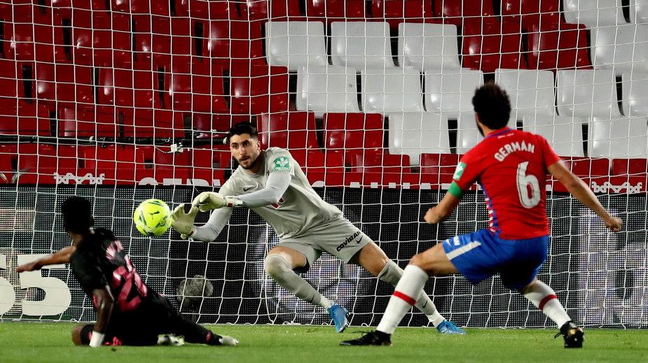 Granada CF - Real Madryt