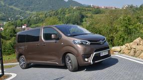 Toyota Proace Verso – test długodystansowy (cz. 6)