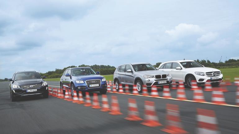 Audi-BMW-Mercedes-Volvo