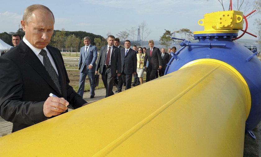 PiS skaże nas na gaz od Putina?