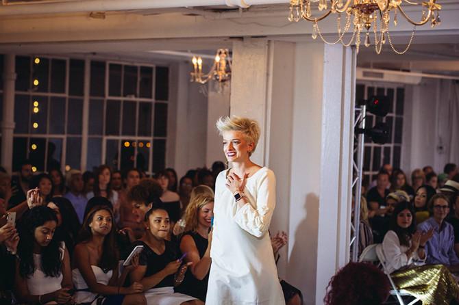 Modna dizajnerka Marina Mićanović