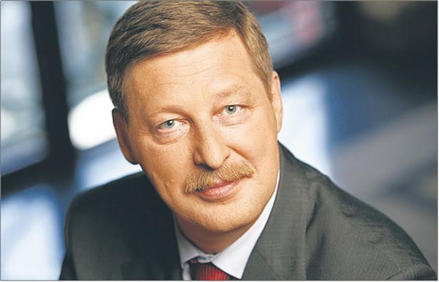Andrzej Parafianowicz, wiceminister finansów Fot. Arch.