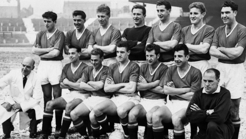 Manchester United 1958