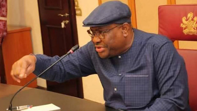 Gov Wike of Rivers State (Channels)