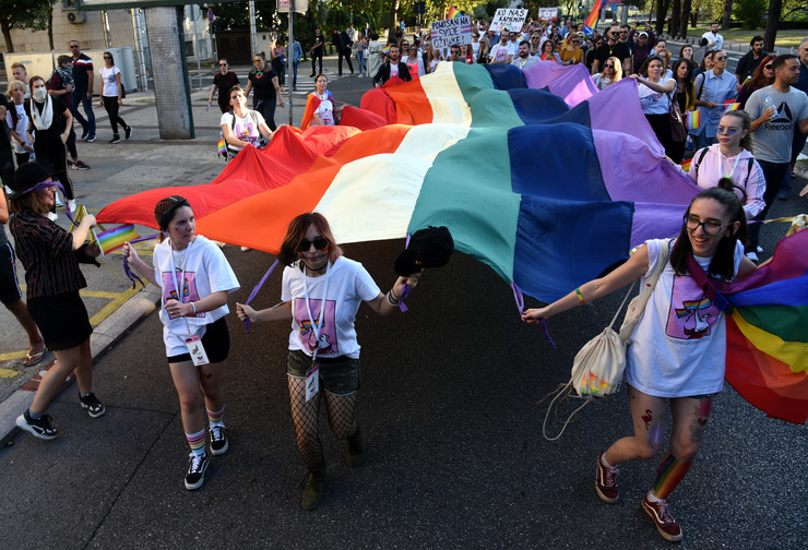 Crna Gora, LGBT, gej brakovi