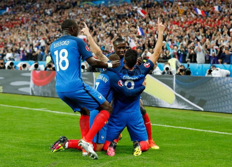 Fudbalska reprezentacija Francuske