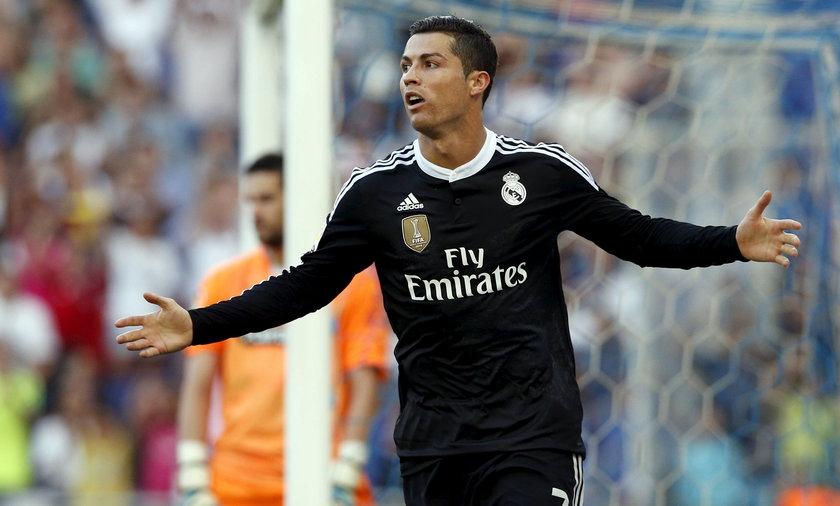 Cristiano Ronaldo ze Złotym Butem! Portugalczyk znów najlepszy!