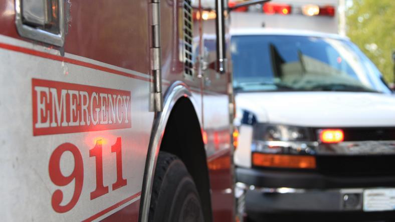 23 osoby ranne w wyniku zawalenia schodów w centrum rozrywki w San Diego
