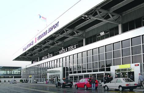 "A od Aerodroma ""Nikola Tesla""..."