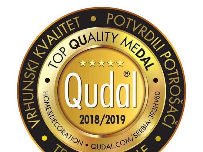 Tefal pegle na paru nagrađene Qudal priznanjem najvišeg kvaliteta