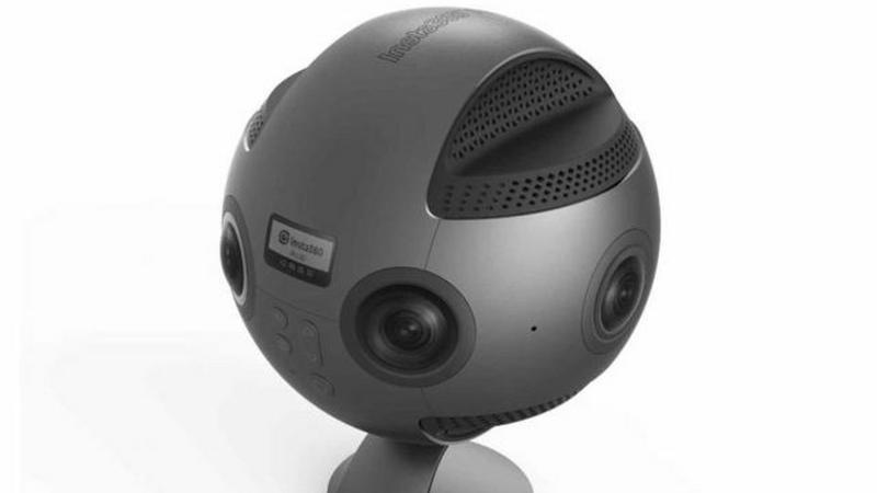 Insta360 Pro - sferyczna kamera 360 8K