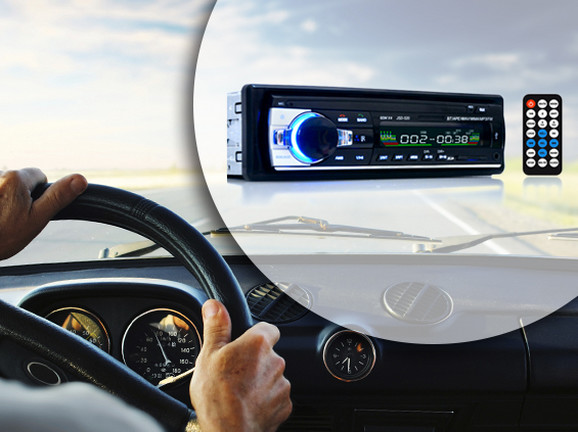 Bluetooth MP3 auto radio
