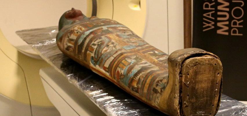 Co kryją mumie pod bandażami? Tak wyglądali mężczyźni sprzed 2 tysięcy lat
