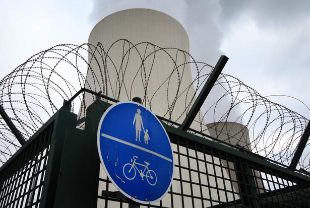 Tradycyjna elektrownia atomowa