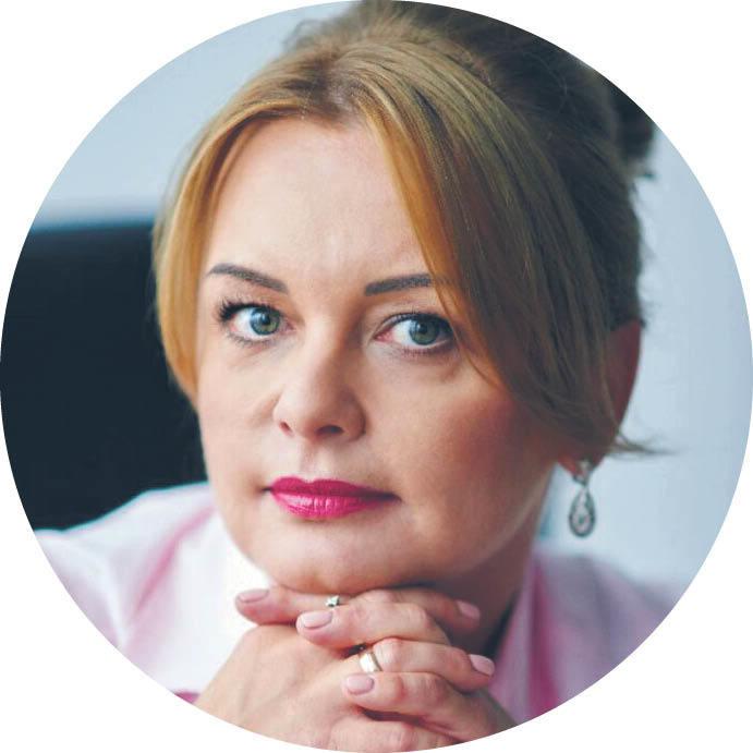 Małgorzata Anisimowicz kwalifikowany doradca restrukturyzacyjny, prezes zarządu PMR Restrukturyzacje SA
