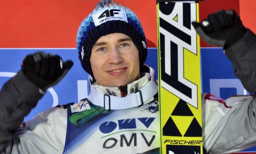 Kamil Stoch wygrał w Trondheim.