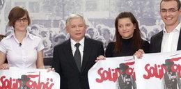 Kaczyński spotkał się z młodymi
