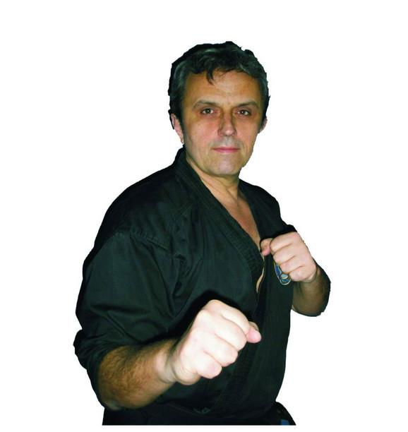 Boris Krivokapić, majstor borbe