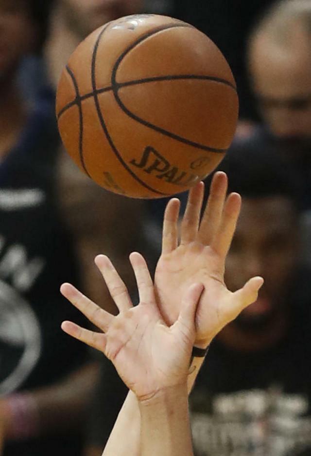 Košarkaška lopta, ilustracija