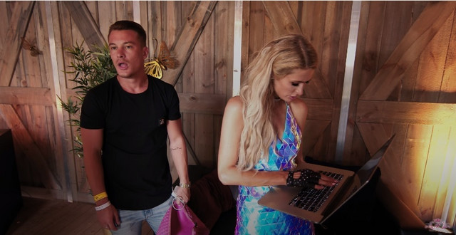 Paris Hilton i Aleks Novaković