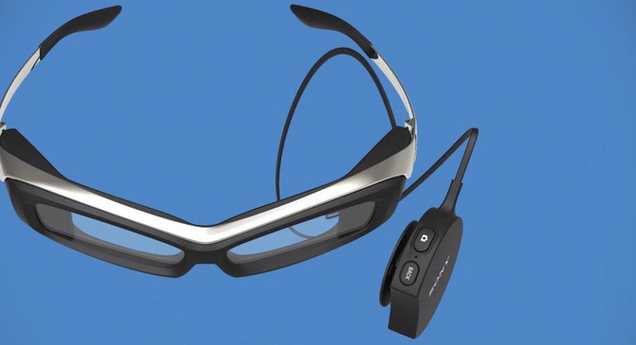 SmartEyeglass: Sonys Datenbrille kostet 800 Euro