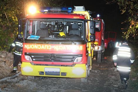 Požar u romskom naselju na Čukaričkoj padini izbio i u oktobru 2016. godine