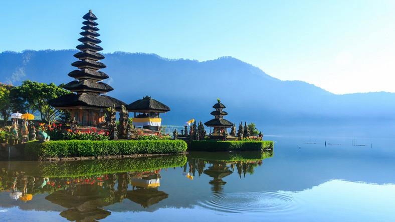 Bali - Świątynia Pura ulun danu bratan