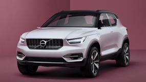 Szanghaj 2017: debiut najmniejszego crossovera Volvo