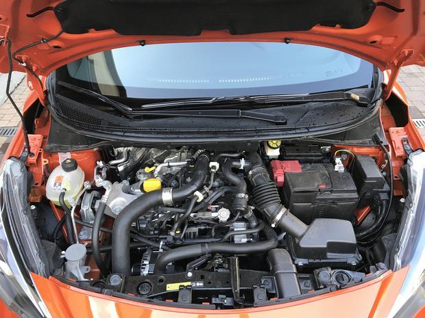 Silnik 0.9 znany m.in. z Dacii oraz Renault. Nissan Micra