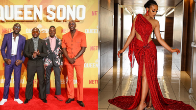 Sauti Sol makes history as they feature in Netflix's first African original series (Video)