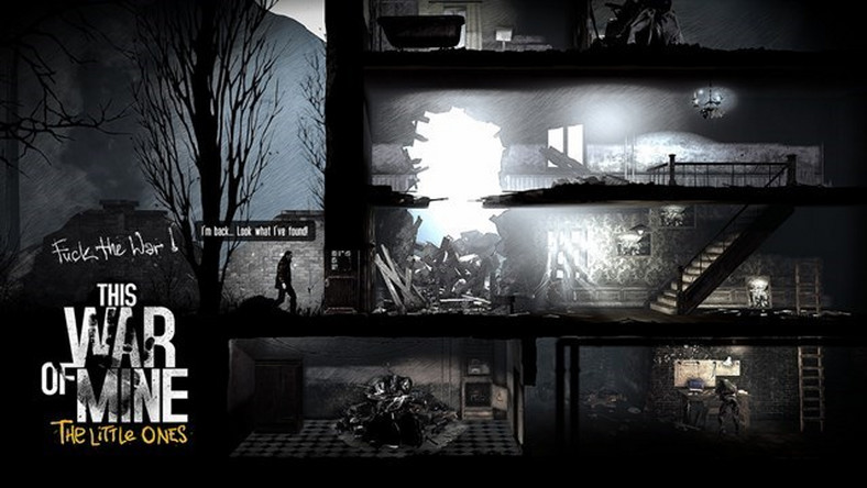 This War of Mine: The Little Ones z premierowym zwiastunem