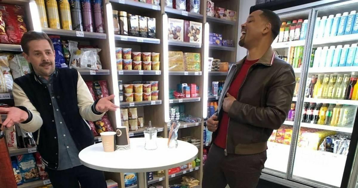 Klaas Heufer-Umlauf interviewt Will Smith im Späti – und ich schlaf ein vor Langeweile