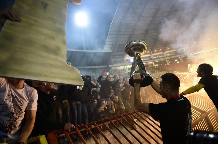 FK Partizan, Kup Srbije