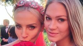 Nowe szczegóły ze ślubu Agnieszki Szulim! Zosia Ślotała pokazała kilka zdjęć