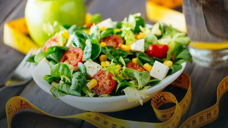 Aby dieta służyła zdrowiu i smukłej sylwetce, musi być prawidłowo zbilansowana