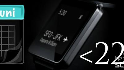 LG: G Watch kommt im Juni für weniger als 220 Euro