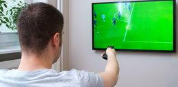 Zastępczy telewizor na Mundial!