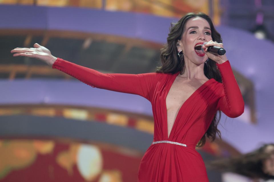 Występ Natalii Oreiro wzbudził kontrowersje