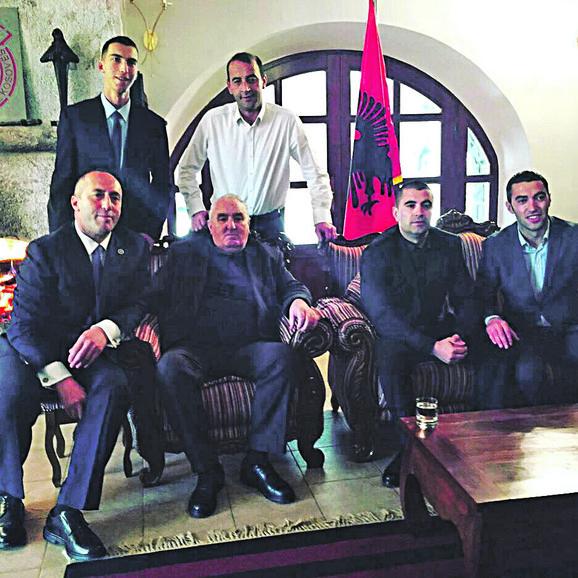 Porodica Haradinaj